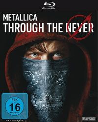 Cover Soundtrack / Metallica - Through The Never [DVD]